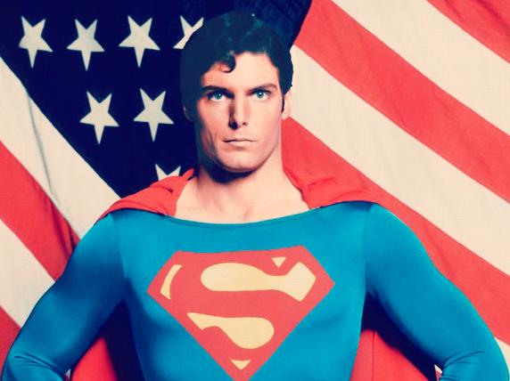 En Halloween, de todos menos de Superman