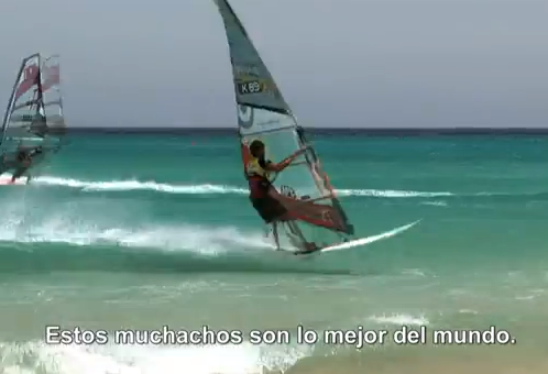 Trailer de El Yaque, Pueblo de Campeones
