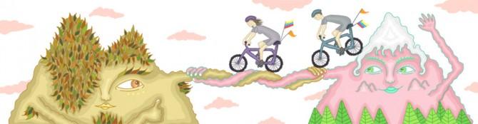 Los sueños en bicicleta