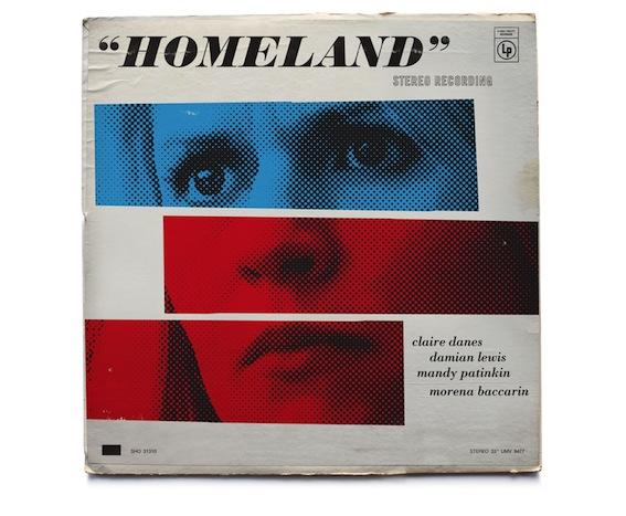 Inspiración Homeland