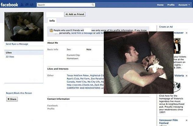 Ryan Roy, el copión de Facebook