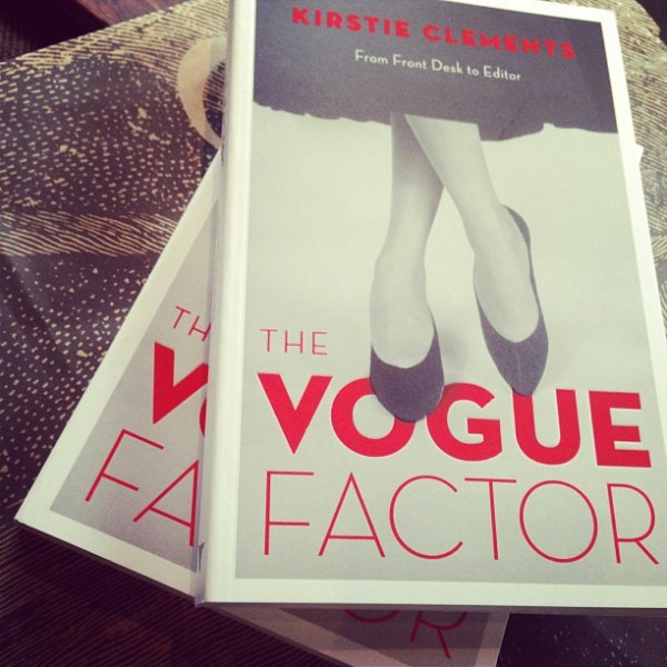 El factor Vogue, el libro negro de la moda