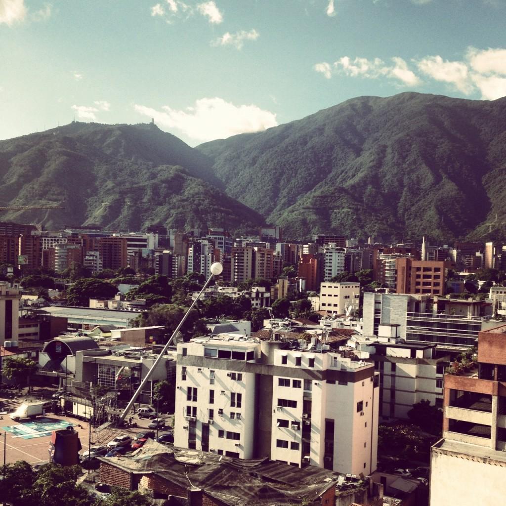 Caracas con el filtro Brannan