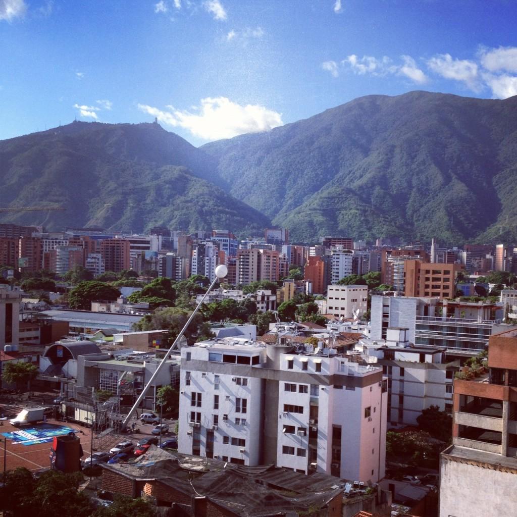 Caracas con filtro Hudson