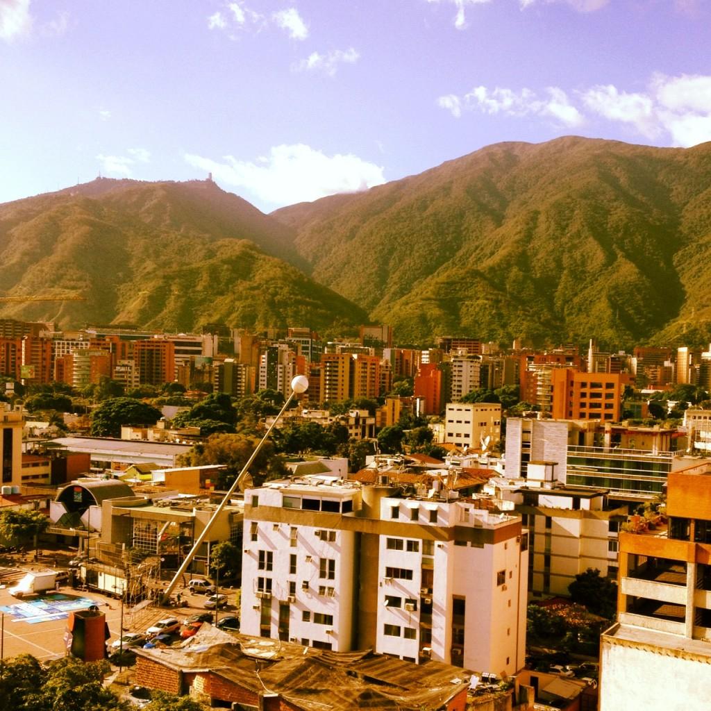 Caracas con filtro Kelvin