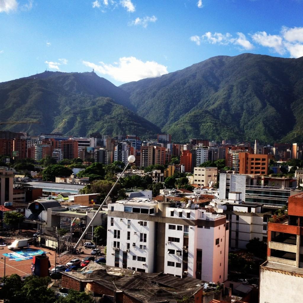 Caracas con filtro Lo-Fi