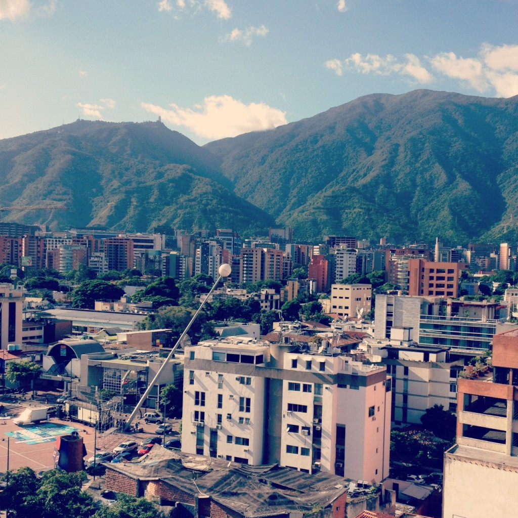 Caracas con filtro Nashville