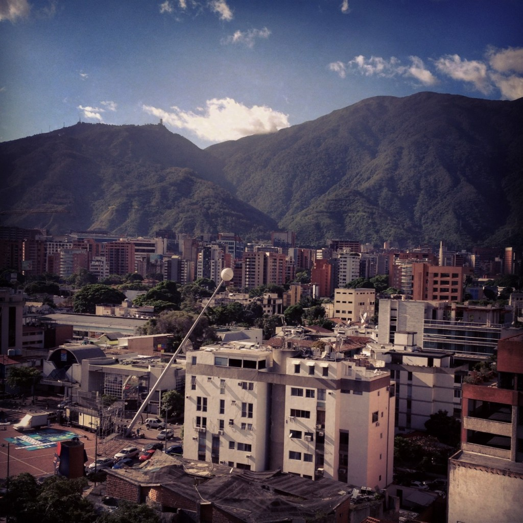 Caracas con filtro Sutro