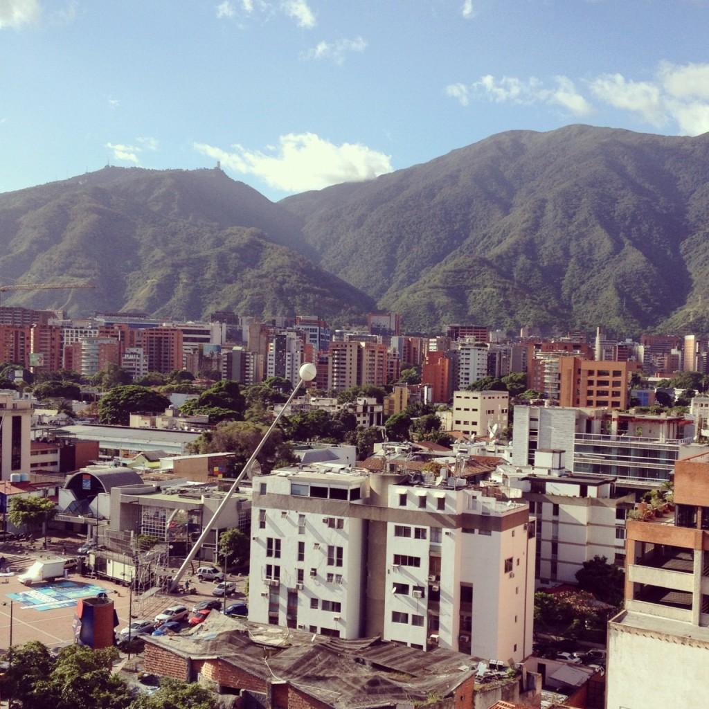 Caracas con filtro Valencia