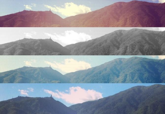 Caracasgram: 1 ciudad, 19 filtros