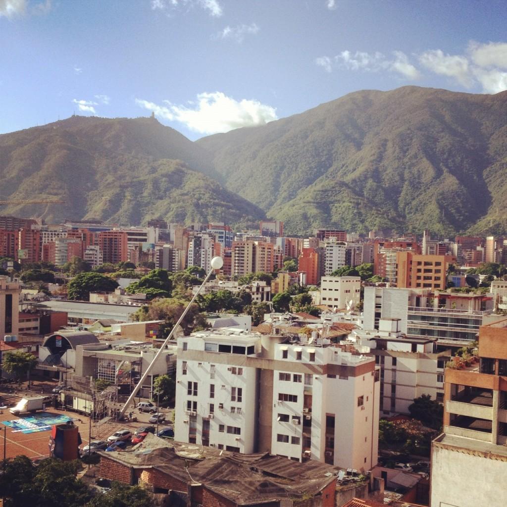 Caracas con filtro Rise