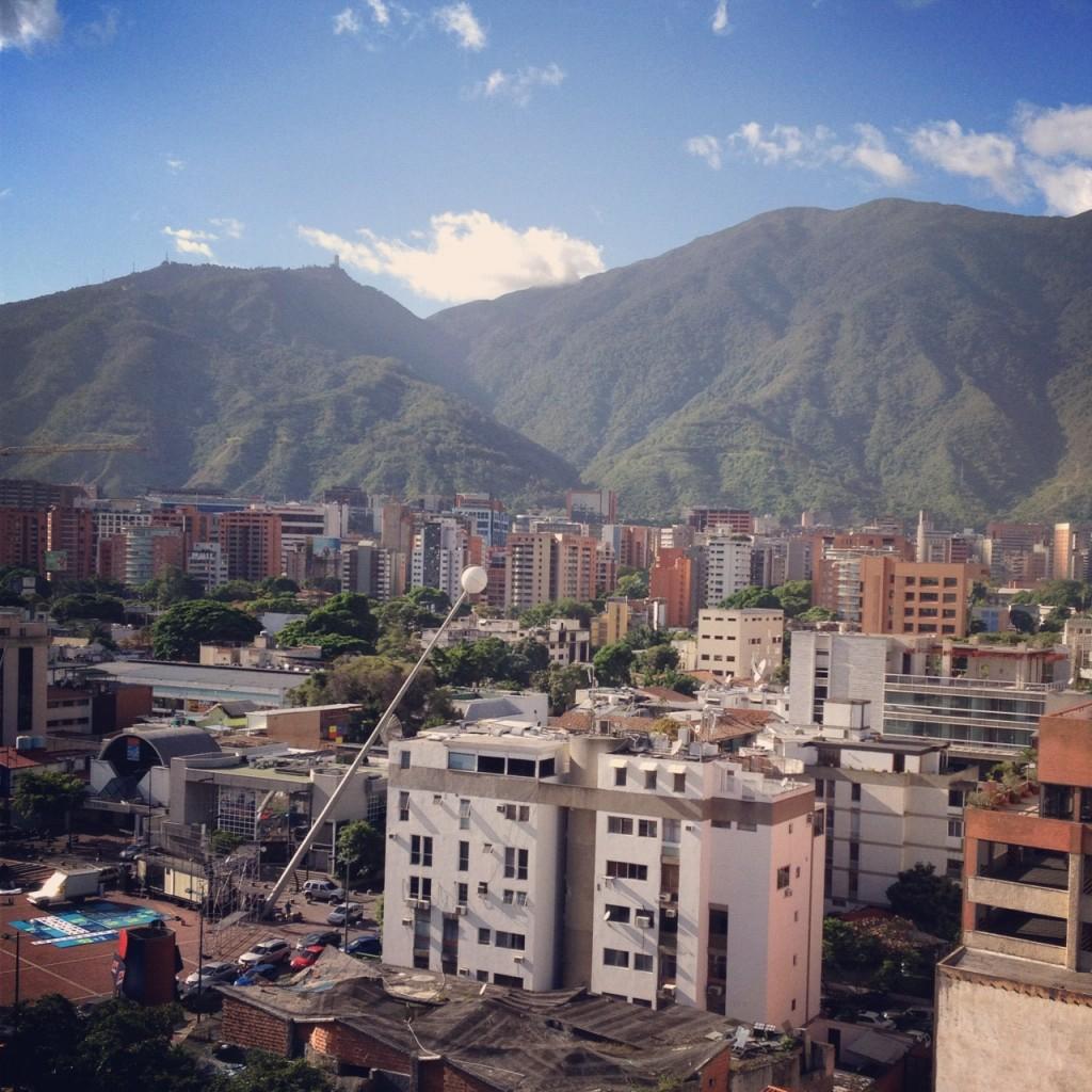 Caracas con filtro Sierra
