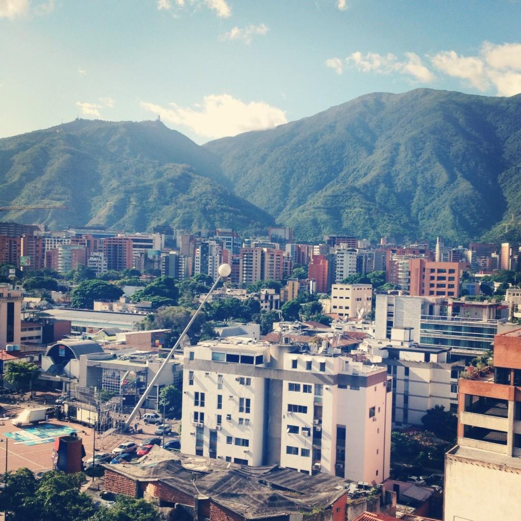 Caracas con el filtro Walden