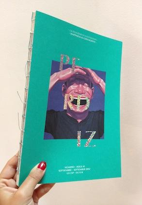 Perdiz, una revista que te hará feliz