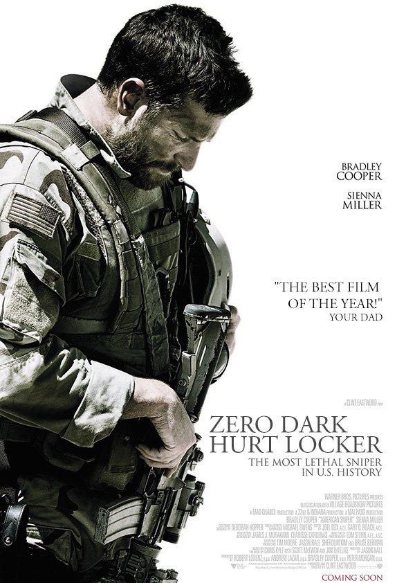 Títulos honestos para películas nominadas al Oscar 2015