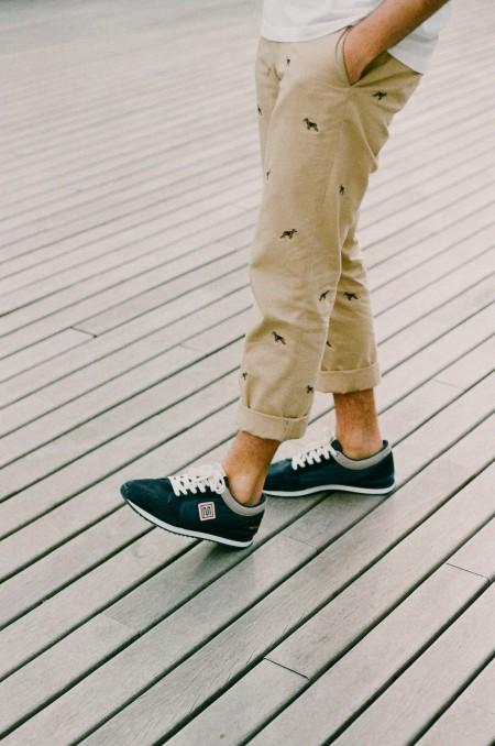 Meyba, los sneakers para caminar Barcelona