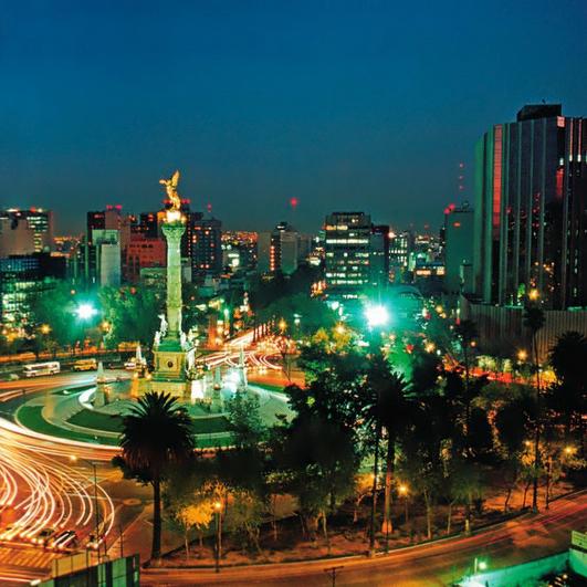 Ciudad de México en 4 minutos 30 segundos